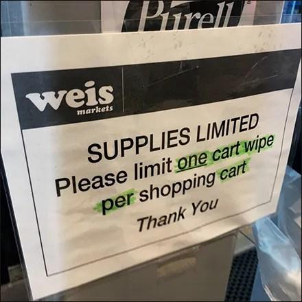 CoronaVirus Cart-Wipe Supplies Limited