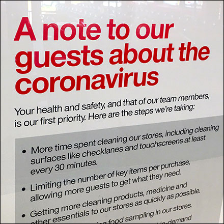 CoronaVirus Comprehensive Guest Policy