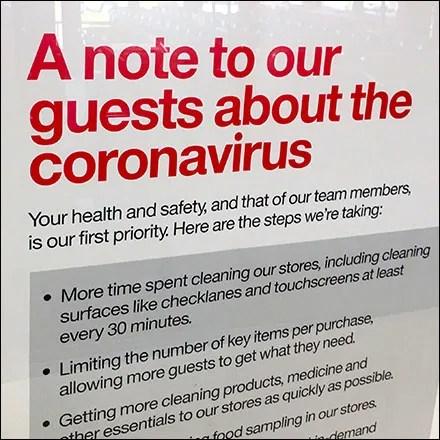 CoronaVirus Comprehensive Guest Policy