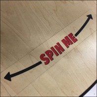 Ambidextrous Spin-Me Spinner Instructions