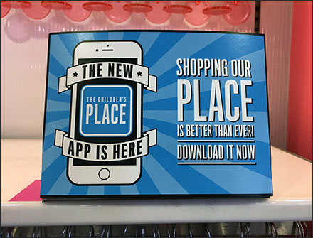 Children's Place Shop-Our-Place-Better App