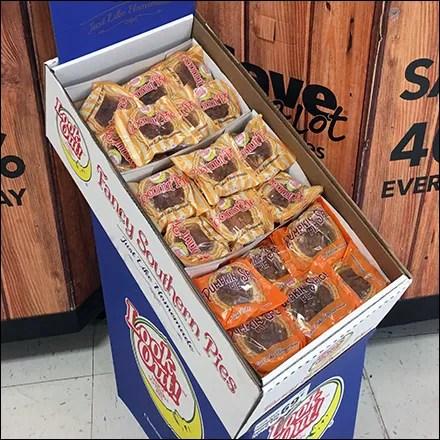 Look Out Pies Display