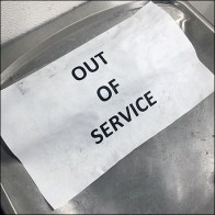 Informal CoronaVirus Out-of-Service Notice