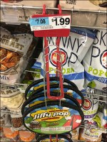 Jiffy Pop Strip Merchandiser