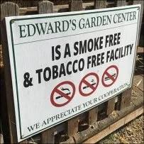 Great Outdoors Smoke-Free-Zone