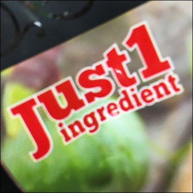 Just-One-Ingredient Marketing Strategy