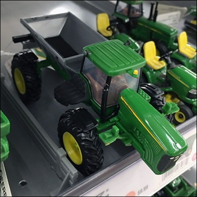 Tractor Supply Company John Deere Mass Merchandising Feature