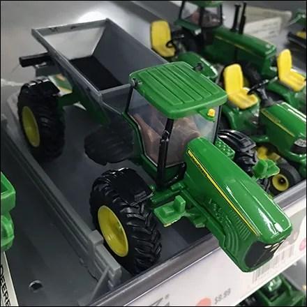 Tractor Supply Company John Deere Mass Merchandising Feature