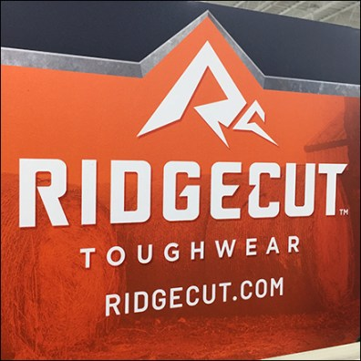 Ridgecut Toughwear Corrugated Accessories Trays