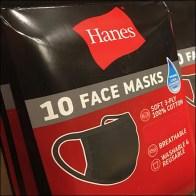 Hanes CoronaVirus Face Masks Branded