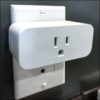Amazon Alexa Pass-Thru Electrical-Outlet Staging