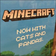 Minecraft Animal Upgrade In-Store Promotion