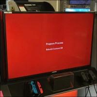 Nintendo Offline Controller Firmware Update