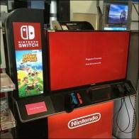 Switch To Nintendo-Switch Display