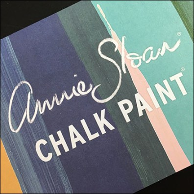 Branded Chalk Paint Brochure Takeaway