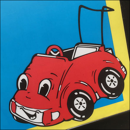 Baby Stroller Merchandising Displays - Playful Kruz-The-Mall Stroller Offerings