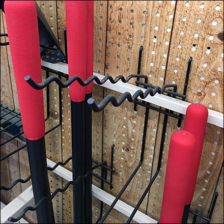 Productstopped Shovel Double-Arm Utility Hook