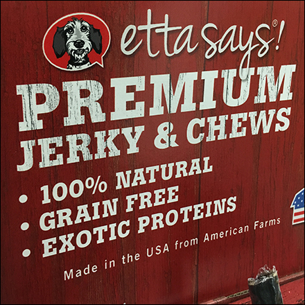 Exotic Natural Jerky Dog Chews