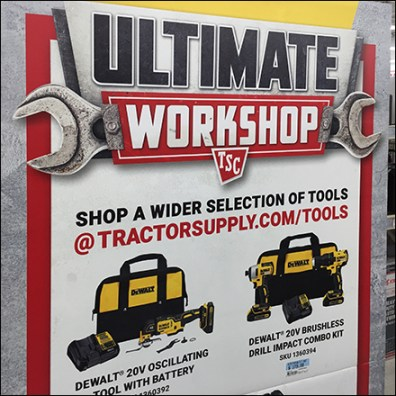 Ultimate Tool Workshop Online Cross-Sell