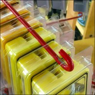 Candle-Art Long J-Hook Merchandising