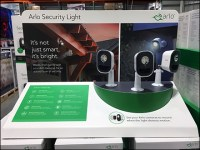 Arlo Security Light Twin-Pallet DisplayArlo Security Light Twin-Pallet Display