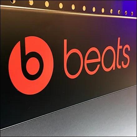 Beats-By-Dr.-Dre Backlit Median Headphone Display Logo