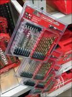 Craftsman Drill-and-Drive Strip Merchandiser