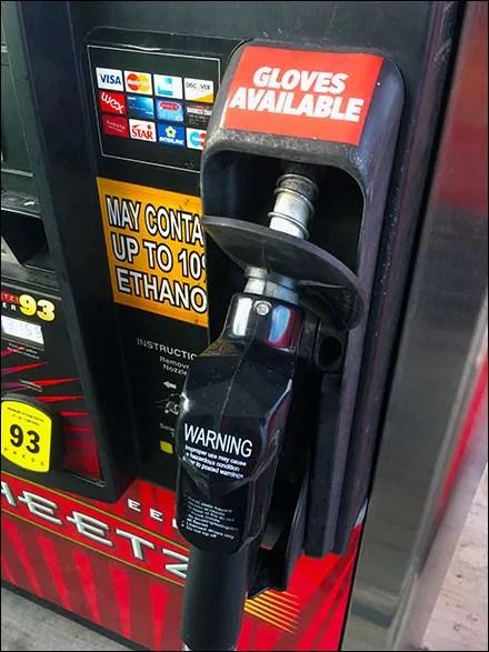 Sheetz CoronaVirus Gas-Pump Gloves Available