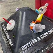 Where To Locate Waste Receptacles