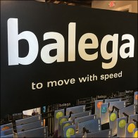 Balega Running Socks Tower Rack