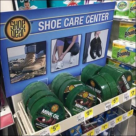 Shoe-Gear Shoe Care Center PowerWing