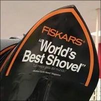 Fiskars Worlds-Best-Shovel Utility Hook