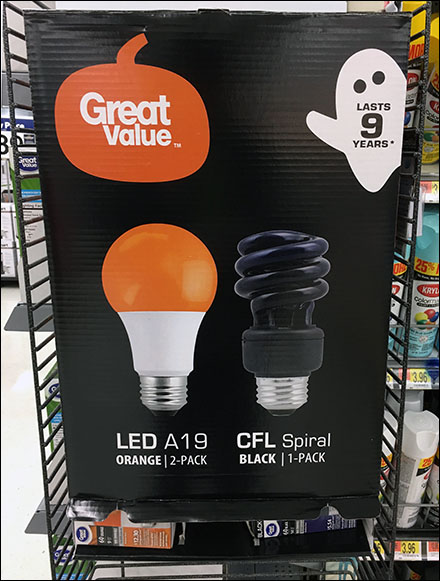 Halloween LED-Vs-CFL Lights PowerWing