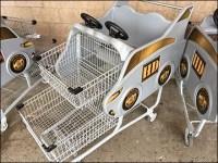 Home-Depot Branded Kids Shopping Cart