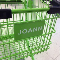 JoAnn Lime-Green Shopping Cart Livery
