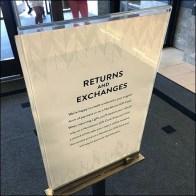 Nordstrom Returns-And-Exchanges Exit Notice