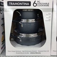 Tramontina Cookware Packaging Comparison