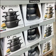 Tramontina Stackable Cookware Display