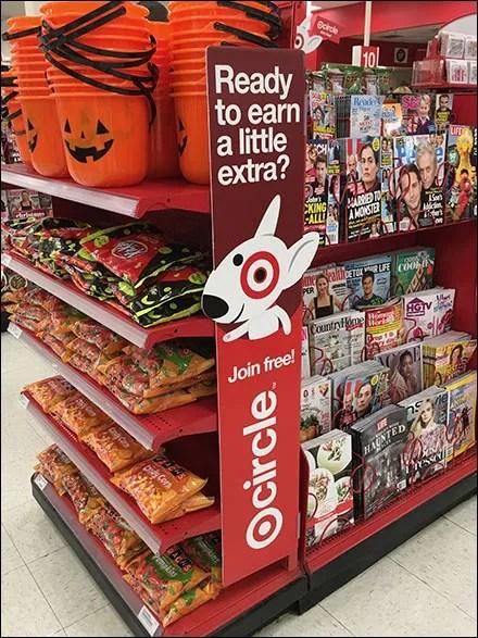 Bullseye Seasonal Aisle Sidekick Promotion