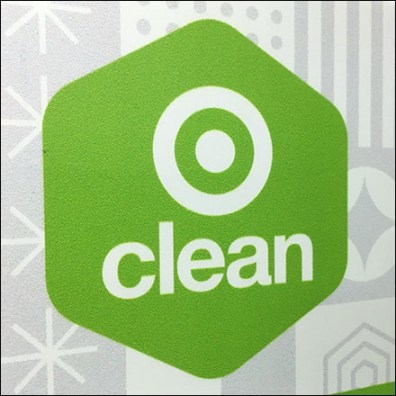 Clean Products Shelf-Edge Icon
