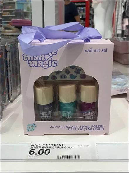More-Than-Magic Ribboned Nail Art Set