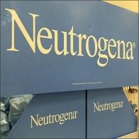 Neutrogena Metal Tower Merchandising Display