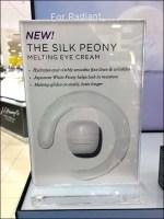 Sephora Silk-Peony Acrylic Sign Holders