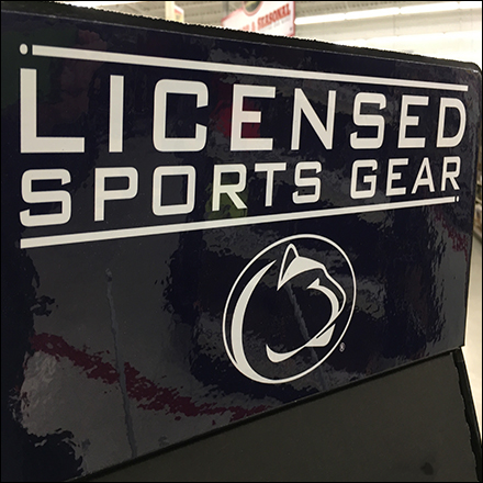 PSU Nittany-Lions Licensed Football Gear