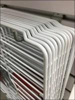 Twin Slatwall Hook Sink Protector Display