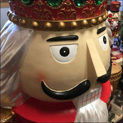 Full-Size Christmas Nutcracker Concierge