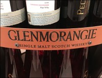 Glenmorangie Close-Out Liquor Barrel