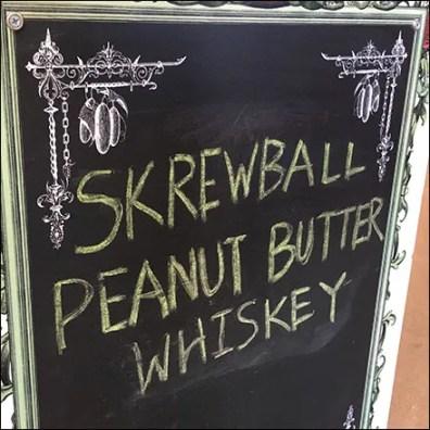 Hendrick's Gin Chalkboard Easel Pirated