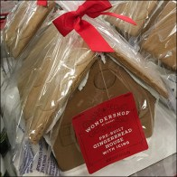 Deluxe Prefabricated Gingerbread House Sale