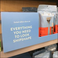 Harry's Limited-Edition Shave-Set Dimensional